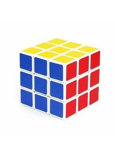 Mashotrend Zeka Küpü - Rubik Küp - 3 x 3 Akıl Küpü Renkli